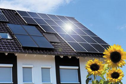 Fotovoltaico GenialEnergy energie rinnovabili energia ecologico casa girasoli