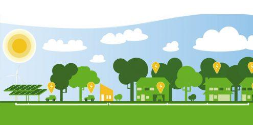 il fotovoltaico guiderà il mercato dell'energia