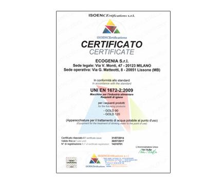 2014-Certificazione-Igienica-UNI-EN-1672