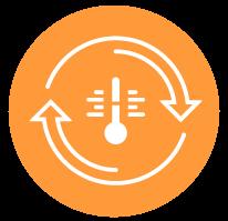 accumulatore termico applicabile al recupero di calore