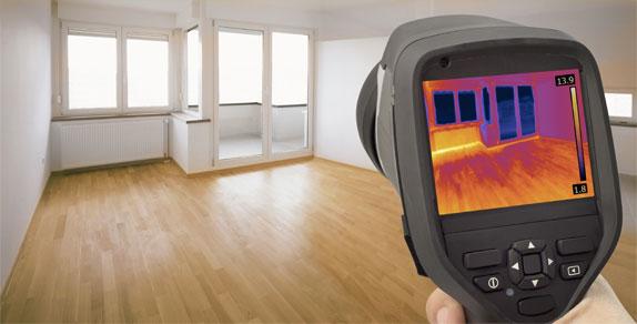 richiedi una termografia gratuita del tuo immobile