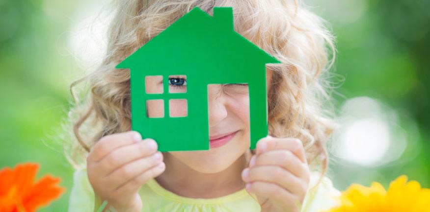 esposizione giusta per una passive house