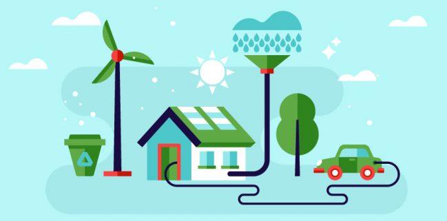 passive house per una casa ecosostenibile