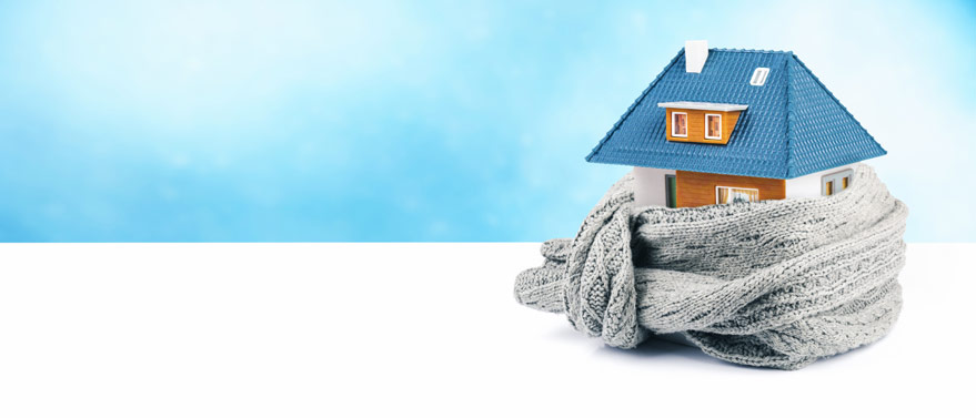 sfasamento termico della casa proteggila dal freddo