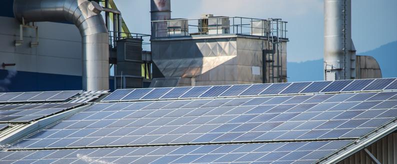 detrazione impianto fotovoltaico per aziende e industrie
