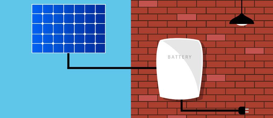funzionamento dei sistemi di accumulo fotovoltaico