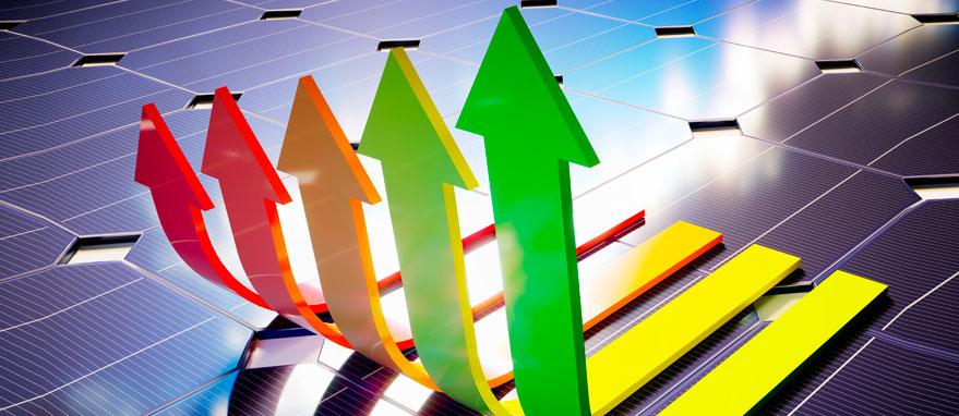 in crescita produzione fotovoltaico