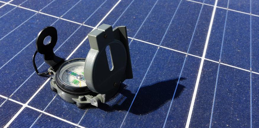 inclinazione corretta per i pannelli fotovoltaici