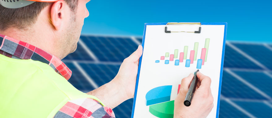 produzione fotovoltaica il calcolo del ridimensionamento
