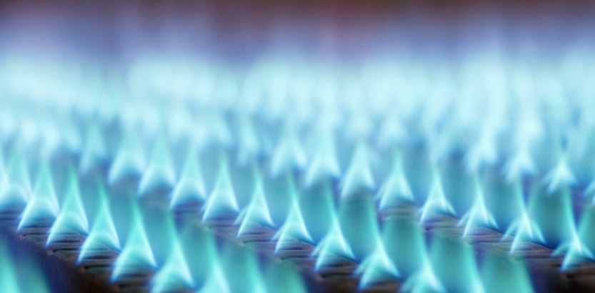 consumo medio al metro quadro di gas