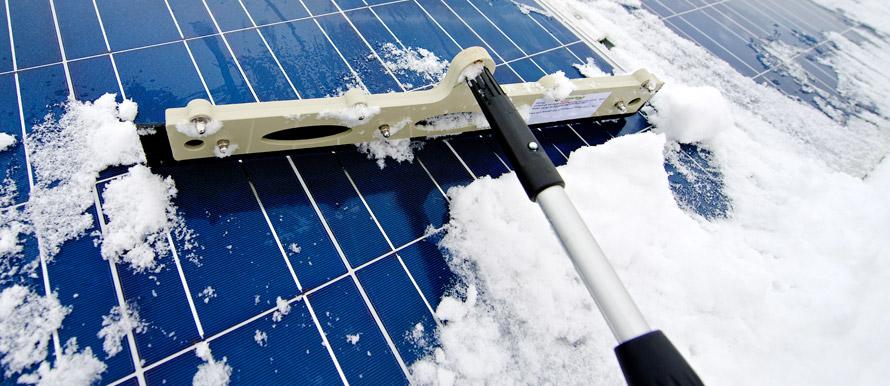 manutenzione pannelli fotovoltaici senza salire sul tetto