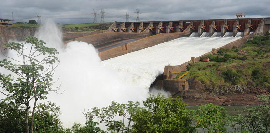 energia idrica come fonti naturali