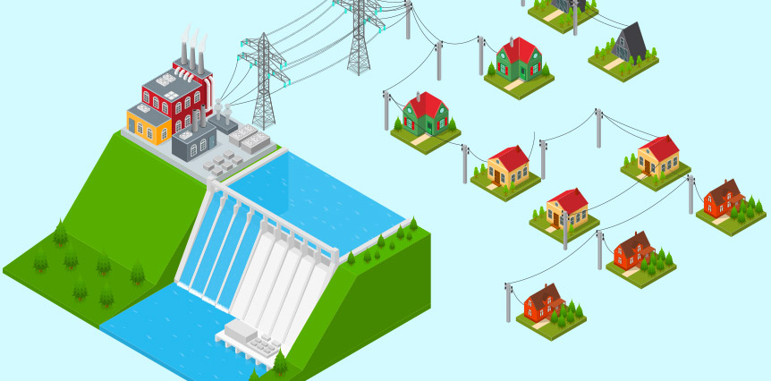 energia idroelettrica in casa