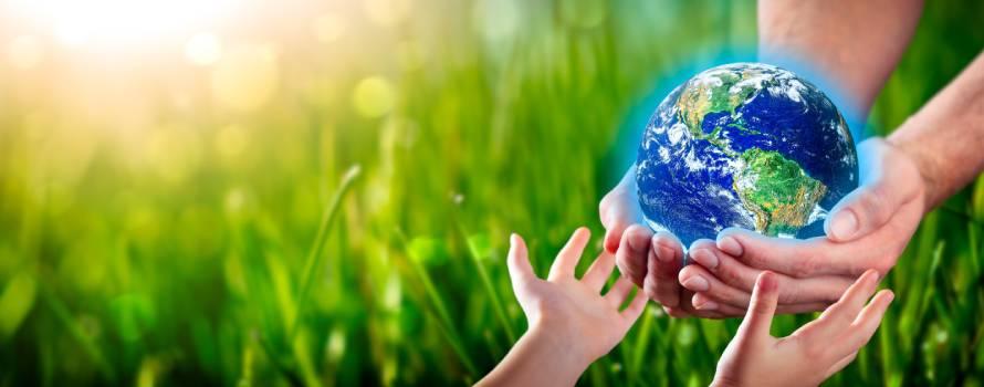 ridurre CO2 per l'ambiente