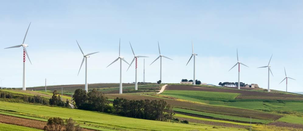 pale eoliche come energia rinnovabile