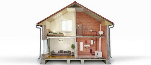 isolamento interno termico nelle abitazioni